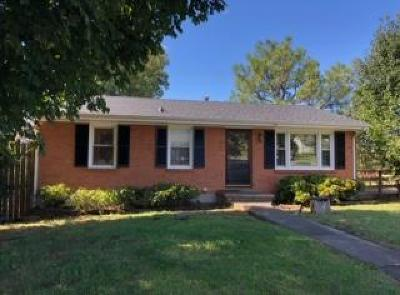Single Family Home For Sale: 5434 Capito St