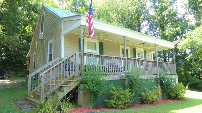 Rocky Mount Single Family Home For Sale: 325 Hatcher St