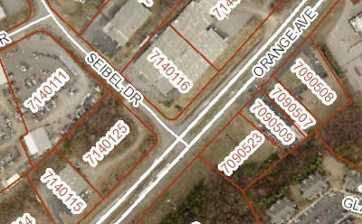 Roanoke City County Residential Lots & Land For Sale: Orange Ave NE