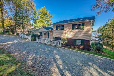 Franklin County Single Family Home For Sale: 30 River Creek Cir