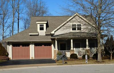 Roanoke VA Single Family Home For Sale: $549,950