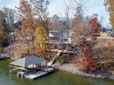 Moneta Single Family Home For Sale: 138 Windward Pointe Dr