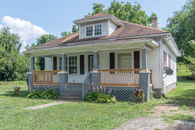 Roanoke City County Single Family Home For Sale: 2106 Staunton Ave NW