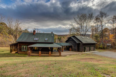 Franklin County Single Family Home For Sale: 110 Swenfield Rd