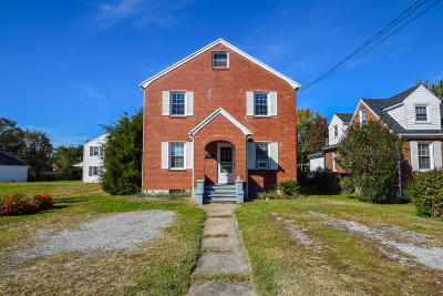 Roanoke Multi Family Home For Sale: 422 Fieldale Rd NE