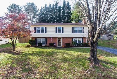 Single Family Home For Sale: 3898 Vauxhall Rd