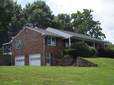 Vinton Single Family Home For Sale: 101 Old Brook Rd