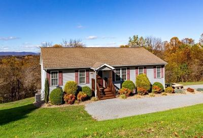 Troutville Single Family Home For Sale: 1069 Apple Orchard Ln