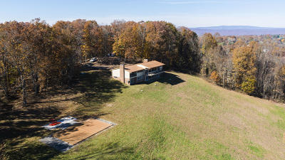 Single Family Home For Sale: 1620 High Knob Ln