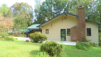 Franklin County Single Family Home For Sale: 2100 Fairy Stone Park Rd