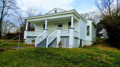 Roanoke City County Single Family Home For Sale: 921 Loudon Ave NW