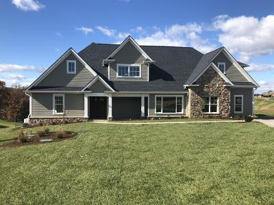Botetourt County Single Family Home For Sale: Lot 40 Graystone Dr