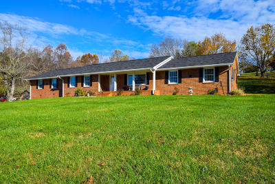 Troutville VA Single Family Home For Sale: $349,950