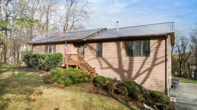 Single Family Home For Sale: 7207 Carriage Hills Dr