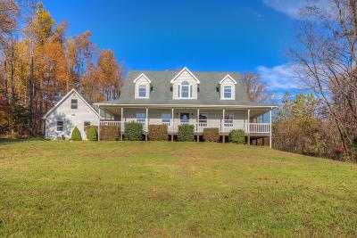 Botetourt County Single Family Home For Sale: 224 Shade Hollow Rd