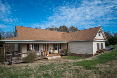 Franklin County Single Family Home For Sale: 1056 Oyler Rd