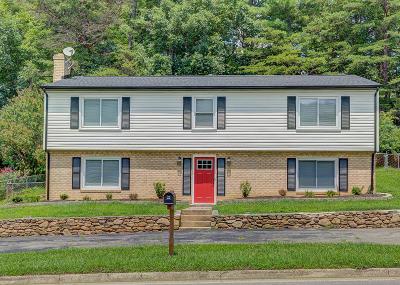 Roanoke County Single Family Home For Sale: 5822 Merriman Rd