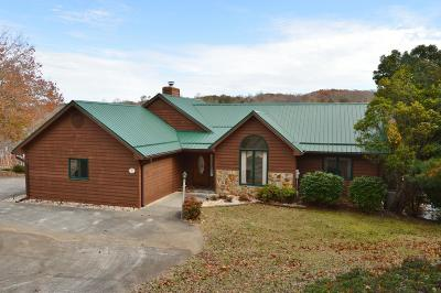 Franklin County Single Family Home For Sale: 65 Piney Point Ln