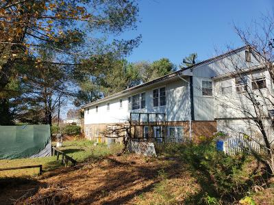 Boones Mill Multi Family Home For Sale: 146 Roselawn Ln