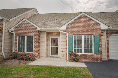 Botetourt County Attached For Sale: 162 Villa Ct