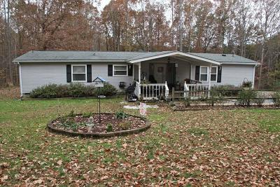 Bedford County Single Family Home For Sale: 6352 Johnson Mountain Rd