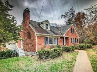 Roanoke Single Family Home For Sale: 4374 Sheldon Dr