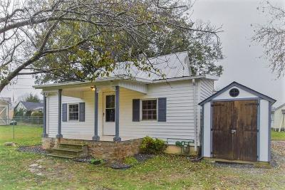 Vinton Single Family Home For Sale: 271 Gunn Ave