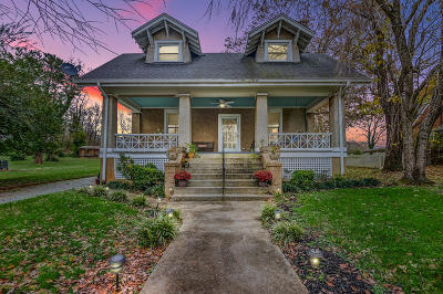 Bedford Single Family Home For Sale: 616 Mountain Ave