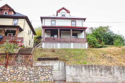 Roanoke City County Single Family Home For Sale: 626 Tazewell Ave SE