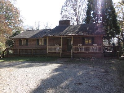 Franklin County Single Family Home For Sale: 650 Old Plantation Rd