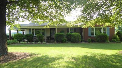 Franklin County Single Family Home For Sale: 390 Pine Grove Rd