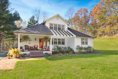 Franklin County Single Family Home For Sale: 4594 Boones Mill Rd