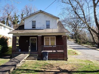 Roanoke VA Single Family Home For Sale: $66,300