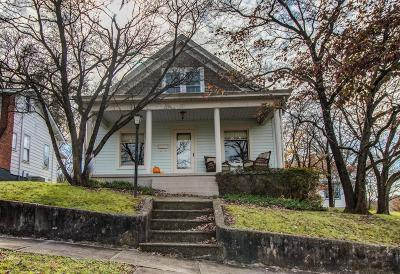 Vinton Single Family Home For Sale: 437 Cedar Ave