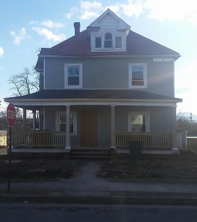 Roanoke VA Single Family Home For Sale: $60,000