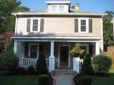 Salem Single Family Home For Sale: 417 Mount Vernon Ave