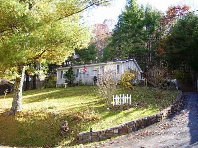 Bent Mountain Single Family Home For Sale: 10970 Rocky Rd