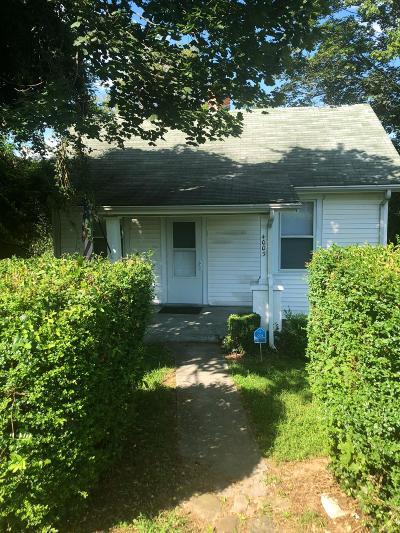 Roanoke Single Family Home For Sale: 4003 Dakota Ave NW