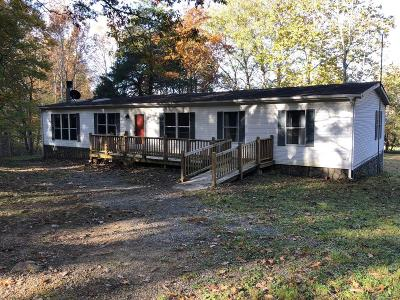 Single Family Home Pending: 311 Pleasant View Dr