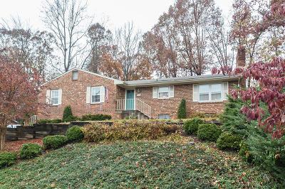 Roanoke Single Family Home For Sale: 3543 Verona Trl