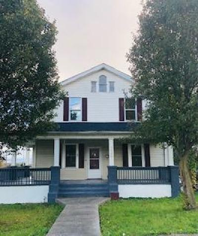 Roanoke Single Family Home For Sale: 2406 Staunton Ave NW