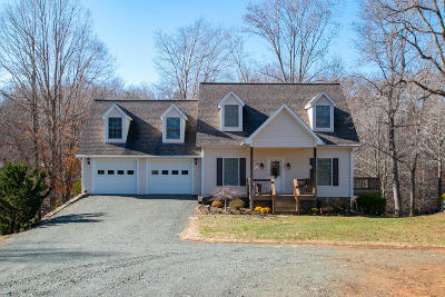 Franklin County Single Family Home For Sale: 4 Grace Ln