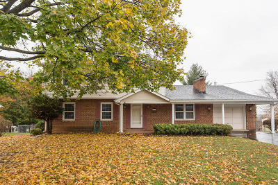 Vinton Single Family Home For Sale: 626 Olney Rd