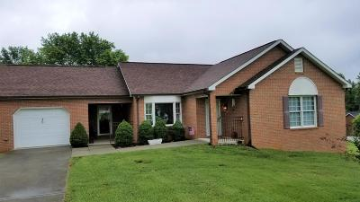 Rocky Mount Single Family Home For Sale: 30 Hilltop Dr
