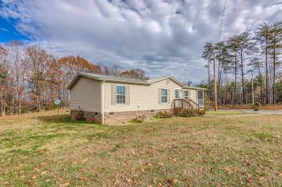 Rocky Mount Single Family Home For Sale: 4044 Fork Mountain Rd
