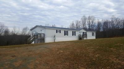 Franklin County Single Family Home For Sale: 3101 Virgil H Goode Hwy