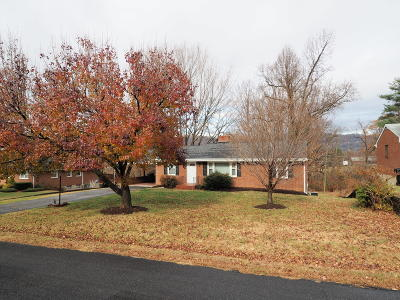 Vinton Single Family Home For Sale: 2644 Lindenwood Dr