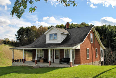 Single Family Home For Sale: 2438 White Rock Rd NW