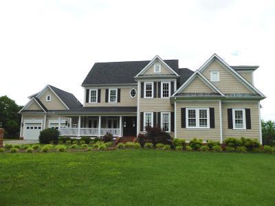 Rocky Mount Single Family Home For Sale: 364 Hidden Meadows Ln