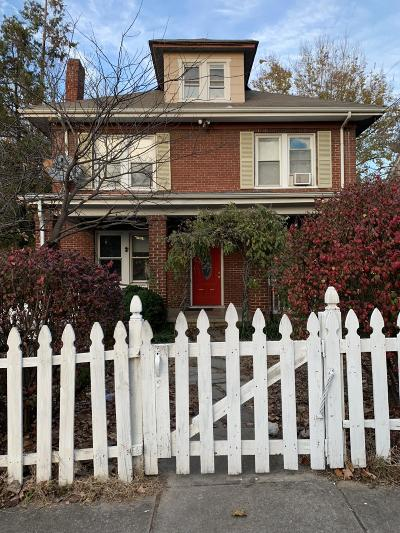Roanoke City County Single Family Home For Sale: 422 Arbutus Ave SE